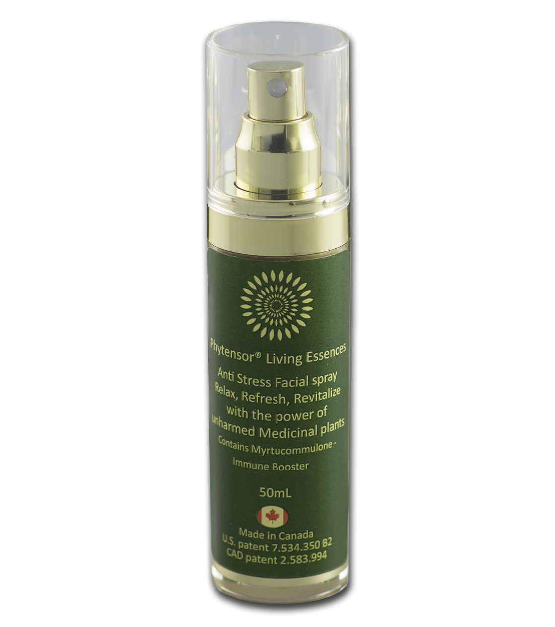 fine mist luxury spray